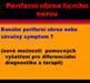 Periferní obrna lícního nervu